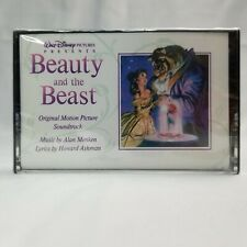 Beauty & The Beast Various Cassette Tape Movie Soundtrack Disney 1991
