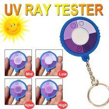 5pcs/lot UV Tester Portable Outdoor Ultraviolet Sunlight Meter UV Meter