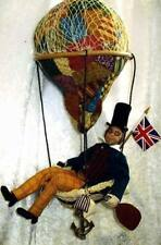 """*NEW* CLOTH ART DOLL (PAPER) PATTERN """"THE AERONAUT"""" BY SUZETTE RUGOLO"""