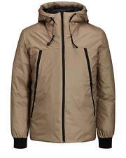 Jack & Jones Core Jacket Mens Lightweight Windproof Water Repellent Coat Jconile