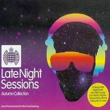 VARIOUS ARTISTS - LATE NIGHT SESSIONS - AUTUMN COLLECTION NEW CD