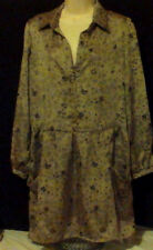 WOMENS TUNIC top,SIZE L NWOT