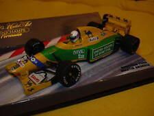 1/43  Benetton / Ford / b192 / b 192 / 1992 / N° 20 / Brundle  Minichamps  Neuve