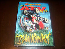 THE ATV MOVIE Off-Road ThrottleTV.com Motocross Stunts Stunt DVD NEW & SEALED