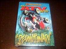 THE ATV MOVIE Off-Road ThrottleTV.com Motocross Stunts Stunt DVD NEW & SEALED