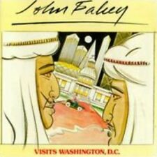 JOHN FAHEY - VISITS WASHINGTON, D.C. takoma 1979 LP USA