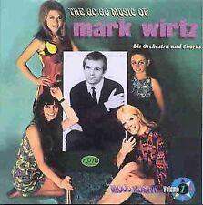 Go-Go Music of Mark Wirtz CD 23 trx UK lounge A Touch of Velvet Musikladen theme