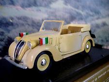 1/43 Brumm (Italy)  Fiat 508C cabriolet 1100 1937-39 #r85