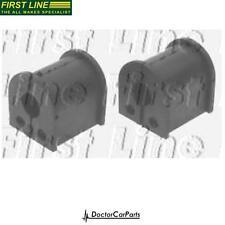 Anti-roll Bar Bush Kit 2x Rear for VOLVO S40 1.6 1.8 1.9 2.0 95-03 T4 DI TD FL