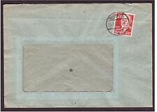 SBZ 220 Einzelfrankatur auf Fensterbrief von Roßwein 15.3.50