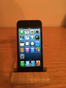 iPhone 5 - 64GB - Black/Silver - iOS 6 - Mint condition