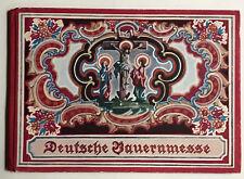 Bauernmesse, Deutsche Bauernmesse, Riedinger Sänger, Roider Jackl, Kiem Pauli