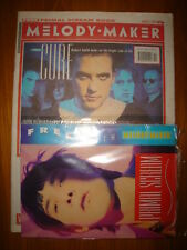 MELODY MAKER 1992 MAR 7 + GIFT PRIMAL SCREAM THE CURE