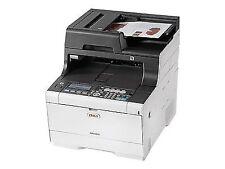 OKI 46552701 Mc563dn Multifunction Printer Colour LED A4 210 X 297 Mm Origi
