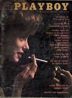 PLAYBOY NOVEMBER 1961 Dianne Danford Anita Ekberg LaDolce Vita Rod Serling RCVR1