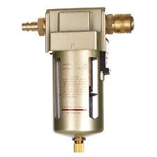 Druckluft Filter Wasserabscheider Ölabscheider 14BAR INKLUSIVE Schnellkupplungen
