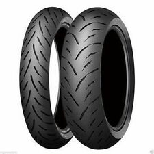 Coppia gomme pneumatici dunlop gpr300 110/70 17 54H + 150/60 17 66H