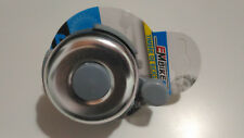 Timbre para bicicleta campana mtb paseo aluminio PLATA