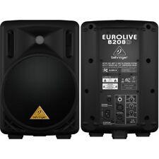 BEHRINGER EUROLIVE B208D cassa speaker diffusore amplificato 200 watt picco NEW