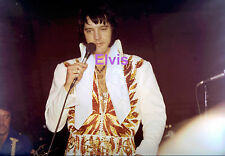 ELVIS PRESLEY DAYTON OH 1/26/76 SHAVER ORG VINTAGE OLD KODAK 5X7 PHOTO CANDID #3
