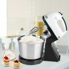 Multi Electric 7 Speed Cake Stand Mixer Food Mixing Bowl Beater Dough Blender