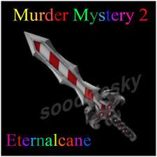 Roblox MM2 Eternalcane Godly Murder Mystery 2 NEU Knife Messer Gun Item Waffe