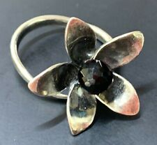 ***SALE*** Authentic Trollbead Venus Flower Ring Size N
