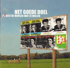 HET GOEDE DOEL - GEEF DE MENSEN WAT ZE WILLEN (2-CD COMPILATION)