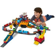 Super Cruiser Thomas and Friends Transforming Train Track 2-in-1 Kids Play Set