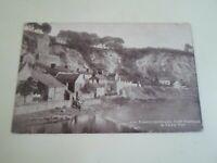 KNARESBOROUGH: Fort Montague & Crag Top 1494 - Vintage Sepiatone Postcard §E2564