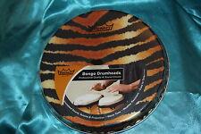 "Remo 9"" Skyndeep(R) R-Series Tiger Stripe Graphic Bongo Head, M6-R900-S5-SD007"