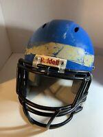 riddell football helmet Medium Blue