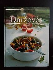 Darzoves (Vegetables) - Lithuanian Cookbook