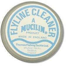 Mucilin Fly Line Cleaner (Blue Tub) ** 2019 Stocks **