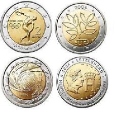 Pièces euro pour 2 euro