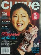 Curve Apr May 2017 The Body Issue Margaret Cho Fashion Special FREE SHIPPING sb