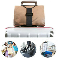Travel Bag Bungee Luggage Add-A-Bag Strap Travel Suitcase Attachment Strap Tool