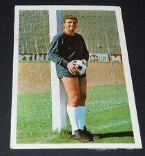 ERICH WOLF KARLSRUHE KSC FUSSBALL 1966 1967 FOOTBALL CARD BUNDESLIGA PANINI
