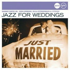 CD Sampler Jazz For Weddings (Etta James, Willie Bobo) 2007 Verve CD