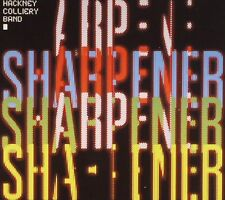 HACKNEY COLLIERY BAND SHARPENER CD HCB001 BRASS NIRVANA HEART SHAPED BOX COVER