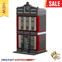 MOC-4916 RedWall Modular House 400 PCS Good Quality Bricks Building Blocks Toys