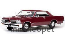 1:18 SUNSTAR 1964 Pontiac Gto Marimba Rosso