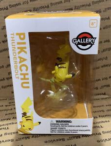 Pokemon Gallery Figures Pikachu Thunderbolt PVC 4 in Figurine NEW