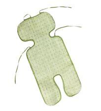 Buggy Sommer Sitzauflage Wasserabweisend Kühlend Atmungsaktiv  Nässe Absorption