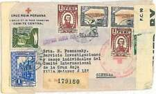 Red Cross Postal History Medical & Red Cross Postal Stamps