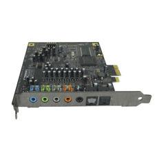 Dell Creative Sound Blaster X-Fi Titanium 7.1 Sound Card 0F333J SB0880