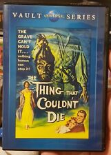 THE THING THAT COULDNT DIE 1958 DVD DVD-R UNIVERSAL VAULT SERIES OOP RARE HORROR