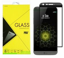 FULL COVER 3D Curved Premium Tempered Glass Screen Protector For LG G5