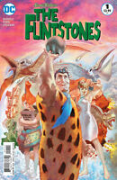 FLINTSTONES #1 2 3 4 5 6 1ST PRINTS VF/NM DC COMICS 2016