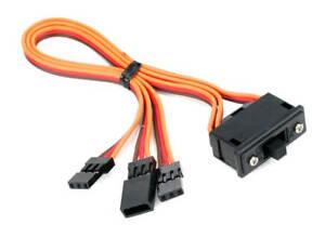 Spektrum 3 Wire Switch Harness SPM9530